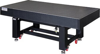 Active Amp Passive Isolation Optical Tables Workstations