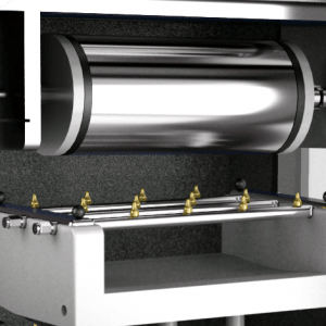 Electrospinning Rotating drum collector