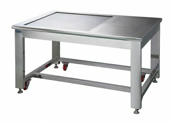 NanoTechnology Solutions cleanroom air table pneumatic isolation