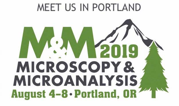 NanoTechnology Solutions at Microscopy and Microanalysis in Portland USA